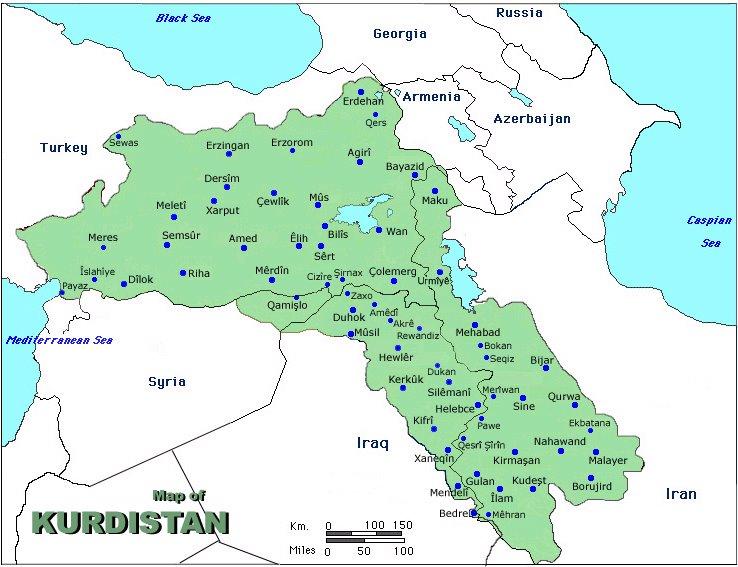 I live in Silemani, in Iraqi Kurdistan.