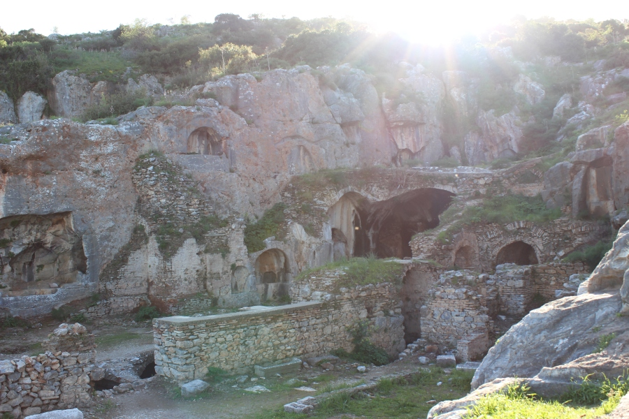 The Grotto of the Seven Sleepers