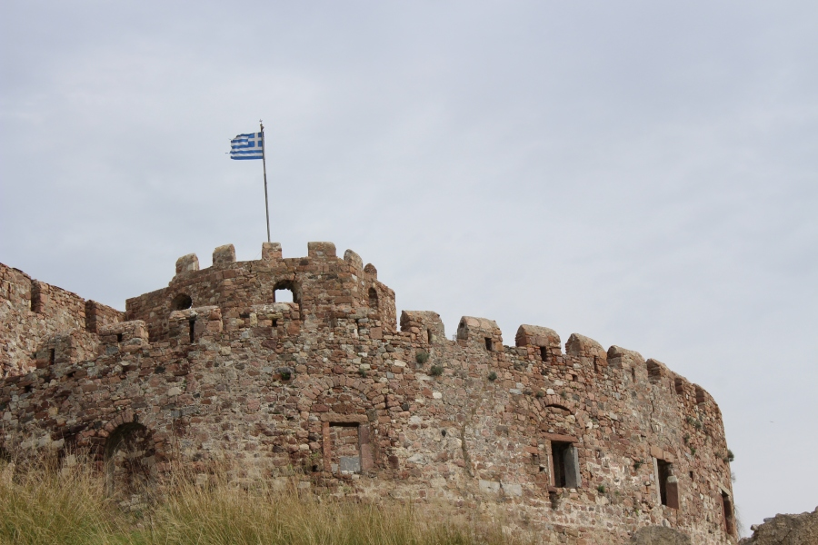Mytilini Castle