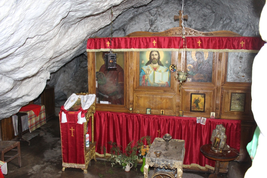 The Carved Chapel