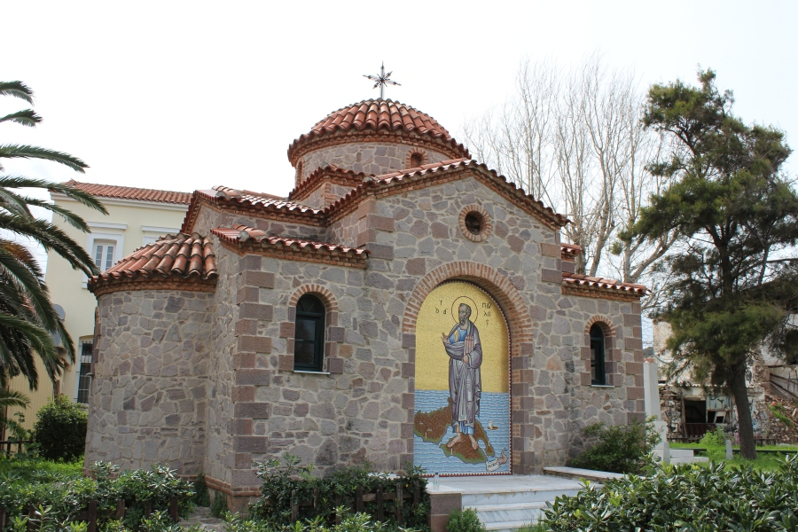 Greek Orthodox church, Mytilini