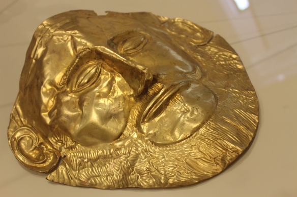 """""""The mask of Agamemnon"""""""