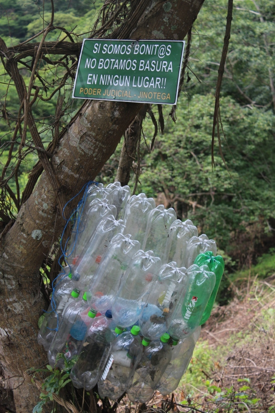 A little guilt trip from the Jinotega government.